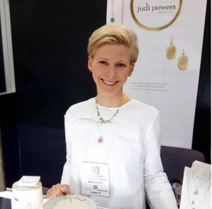 jewelry designer Judi Powers