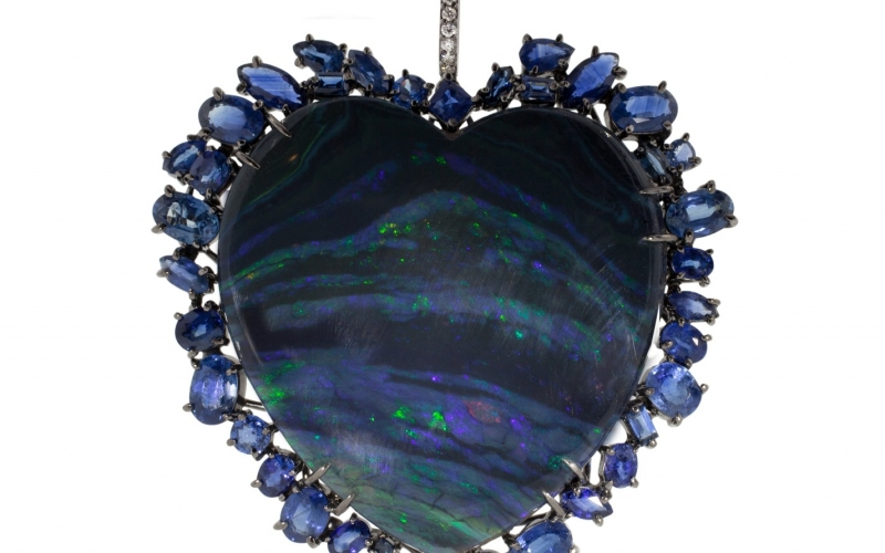 It's a Thing: High-Profile Designers Talk About Heart-Shape Gemstone Jewelry