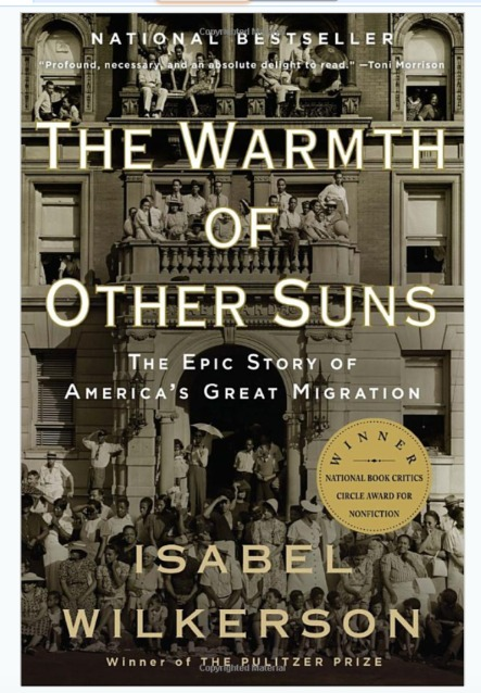 """""""The Warmth of Other Suns"""" by Isabel Wilkerson"""