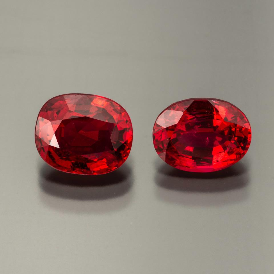 Spinel from Burma from Pala Gems